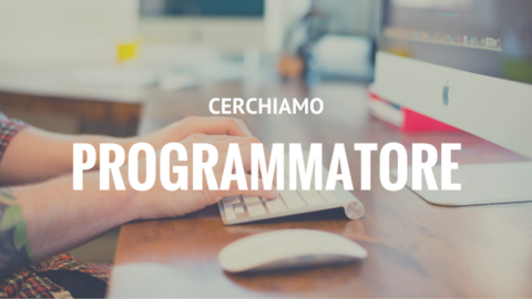 SwitchUp cerca web developer a Parma