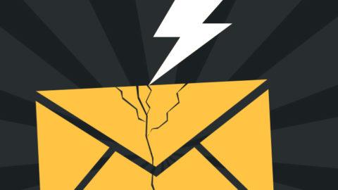10 errori che non danno scampo alle tue mail
