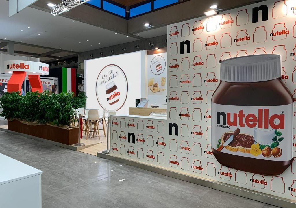 Sigep 2020: stand vincente per il nuovo gelato Ferrero