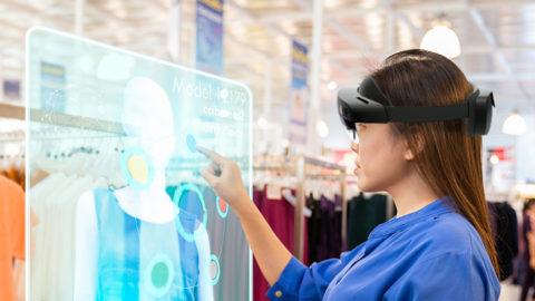 Oltre i confini dell'esperienza retail, con SwitchUp e HoloLens 2